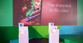 Motorola chính thức quay lại Việt Nam với 5 sản phẩm, từ 2.49 tới 13.29 triệu đồng
