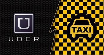 Bộ GTVT đăng đàn về ứng dụng taxi Uber, Grap