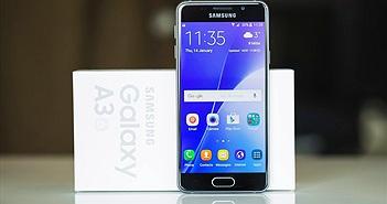 Samsung Galaxy A (2016) - Lựa chọn sáng giá cho phân khúc tầm trung