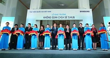 Ra mắt S.hub - không gian chia sẻ đầu tiên dành cho giới trẻ Hà Nội