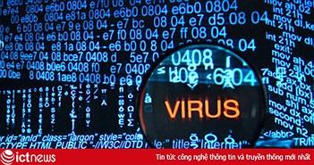 File tải lên Hệ thống mạng đấu thầu quốc gia phải không nhiễm virus