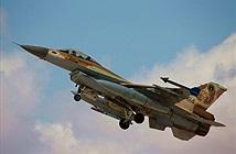 Không quân Israel tập trận lớn nhất năm