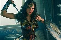 Chuyên gia trang điểm dành 50 giờ để hóa thân thành Wonder Woman