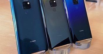 """Thêm các đồng minh Mỹ bị """"lôi kéo"""" từ bỏ thiết bị Huawei"""