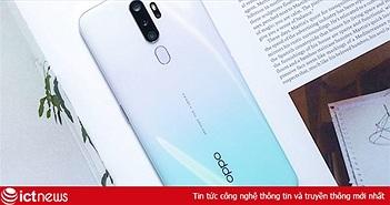 OPPO A9 2020 có thêm màu Trắng Ngọc Thạch