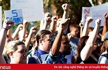Thẳng tay sa thải nhân sự vì làm lộ thông tin với giới truyền thông, Google bị hàng nghìn nhân viên biểu tình phản đối