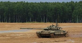 Xe tăng T-72B3 sẽ sớm có phiên bản không người lái