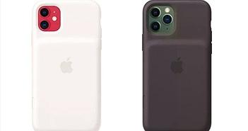 Ốp lưng iPhone 11 của Apple có thêm tính năng tiện dụng