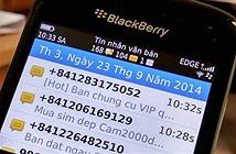Nhà mạng phải chặn SMS rác bằng từ khóa, tần  suất gửi