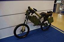 [ẢNH] Xe đạp điện cực ngầu cho đặc nhiệm Nga