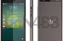 Điện thoại BlackBerry Z20 Rio lộ cấu hình lẫn kiểu dáng