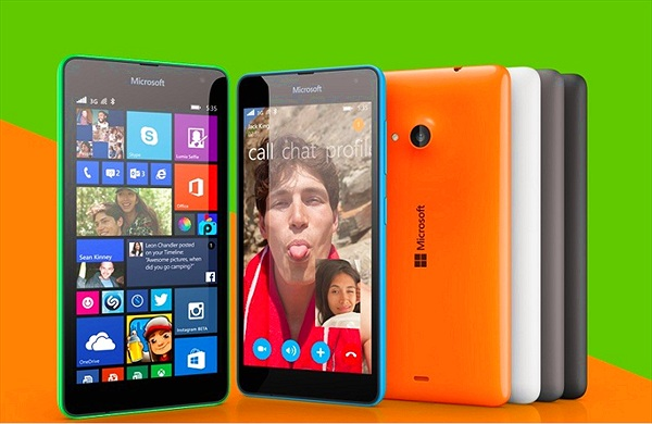 Kéo dài thời lượng pin cho Nokia Lumia 535
