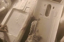 LG G3 phát nổ khi sạc pin