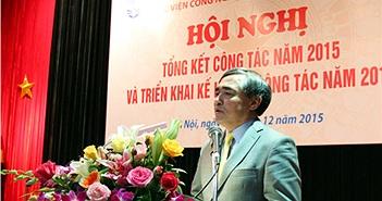 Trình Thủ tướng Đề án thí điểm đổi mới cơ chế hoạt động của PTIT