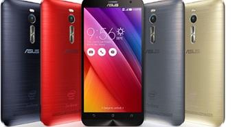 Những smartphone Asus cho mùa cuối năm