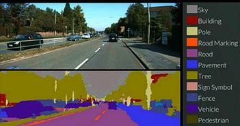 Nghiên cứu AI giúp xe tự lái 'nhìn và nghĩ'