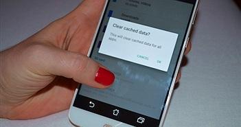 Những việc cần làm khi smartphone hết bộ nhớ trong