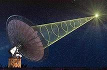 Chớp sóng vô tuyến bí ẩn từ vũ trụ