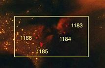 Phát hiện vật thể lạ trong tinh vân bóng tối LDN 673