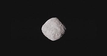 Diện mạo mới của tiểu hành tinh Bennu gây sửng sốt
