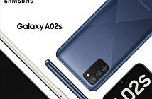 Samsung ra mắt Galaxy A12 và A02s 4 camera giá từ 3,2 triệu