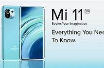 Xiaomi M11 lộ mọi thông tin trước giờ ra mắt