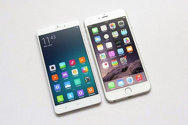 Xiaomi cho đổi iPhone cũ lấy điện thoại Mi Note vừa ra mắt