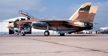 Kỳ tích của Iran: Tiêm kích Mỹ mang được tên lửa Nga