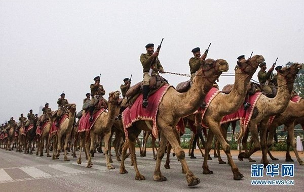 Những phương tiện di chuyển kỳ lạ của binh sĩ
