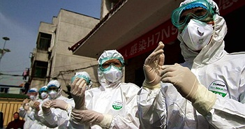 Trung Quốc tìm ra kháng thể hứa hẹn chữa được cúm A/H7N9