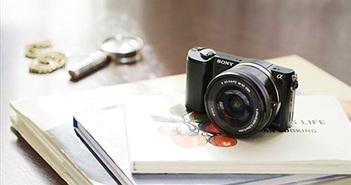 Top 5 máy ảnh không gương lật giá tốt