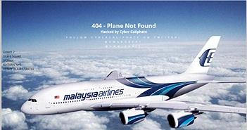 Malaysia Airlines bị tin tặc tấn công