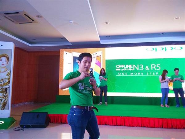 Oppo tổ chức Offline giới thiệu N3 và R5 với Ofans