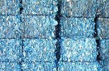 Tái chế chai nhựa thành giấy