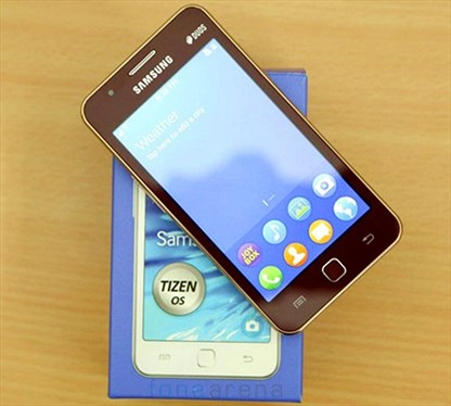 Đập hộp smartphone giá rẻ 2 triệu đồng chạy Tizen OS đầu tiên
