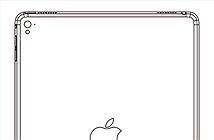 Ảnh bản vẽ của iPad Air 3: bốn loa ngoài, có đèn Flash LED phía sau?