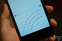 Bàn phím của Microsoft dành cho iPhone sẽ có chế độ rẽ quạt để dùng 1 tay?