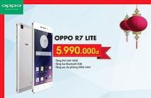 Loạt iPhone/Smartphone hạ giá mạnh tới 50% dịp tết Nguyên Đán.