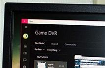 Tận dụng phần mềm Xbox để quay màn hình trên Windows 10