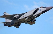 """Lộ tính năng """"khủng chưa từng thấy"""" của tiêm kích MiG-41"""