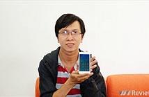 Điện thoại Xiaomi Redmi 3 đã đến tay bạn đọc may mắn