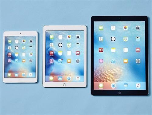 Chọn mua iPad Pro, iPad Air, hay iPad mini