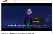 Ép YouTube tự động phát lại video