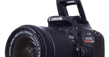Máy ảnh DSLR nhỏ gọn Canon EOS Rebel SL2 ra mắt đầu năm 2016