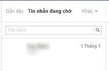 Tránh bỏ sót tin nhắn trên Facebook Messenger