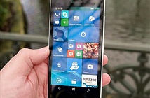 Windows 10 Mobile tiếp tục lỗi hẹn