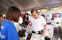Trải nghiệm công nghệ Đài Loan cùng giải Việt dã HCMC Run 2016