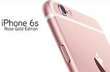 Đặt hàng iPhone 6S, màu hường hút khách
