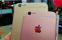 Loạt ảnh iPhone 6S và 6S Plus về VN sớm