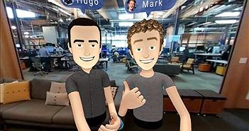 Hugo Barra gia nhập Facebook, lãnh đạo mảng thực tế ảo